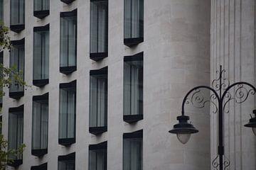 Architectuur of Londen sur Marjolijn van Calker