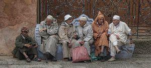 Moroccan Seniors