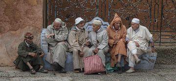 Moroccan Seniors van BL Photography
