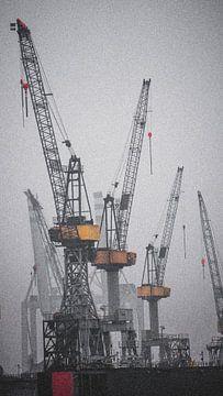 Hamburger Hafen von Heiko Westphalen