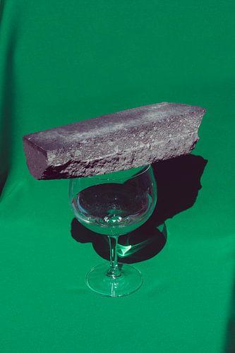 Steen op Glas