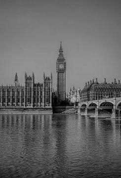 Big Ben Londen van Joris Pannemans - Loris Photography