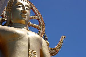 Gouden Buddha - Thailand - Koh Samui van