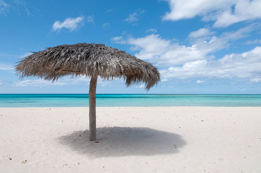 Strand Cuba van Roelof Foppen