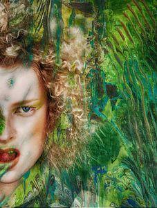 Michael Detter - Popart2-Faces von Michael Detter