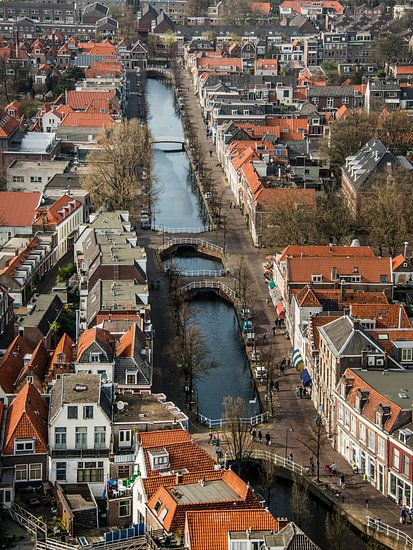 Verwersdijk, Delft van Harrie Muis