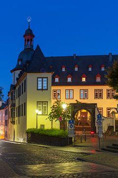 Pfarrhaus lLebfrauen, Koblenz, Rheinland-Pfalz, Deutschland, Europa von Torsten Krüger