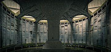 Centrale électrique Belgique sur Lisa Kompier