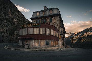 Hotel Belvedere van Mojca Osojnik
