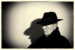 Man met hoed van Pauline Aalfs