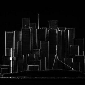 Staple City, ofwel nietjes stad.  van Marco van den Arend
