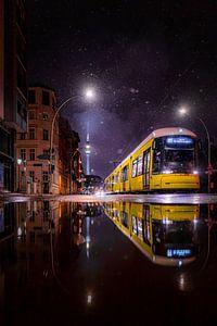 Berlin Sleet von Iman Azizi