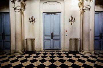 L'exploration urbaine : des portes et toujours des portes sur Aurelie Vandermeren