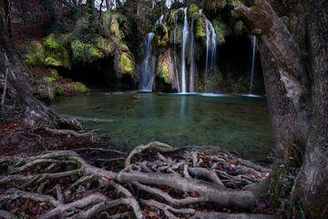 Wasserfall von Renato Joller