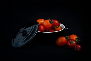 Wilde tomaten van Christianne Keijzer