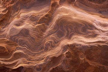 Zachte rotskleuren van Peter Postmus