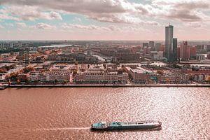 Rotterdam Het Noordereiland van Nuance Beeld