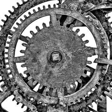 Die Vintage Kirchenuhr von Martin Bergsma