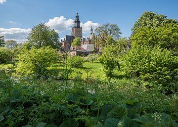 Walburgiskerk in Zutphen van