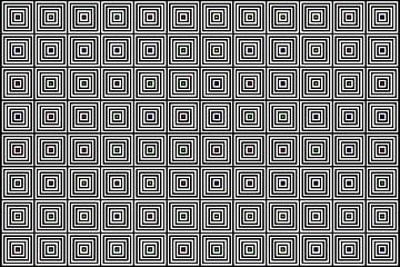 Nested | Center | 12x08 | N=06 | Random #01 | RGBY van Gerhard Haberern