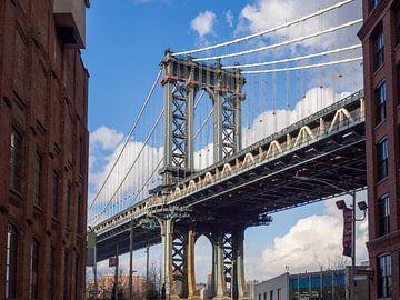 Manhattan Bridge van Maikel Brands