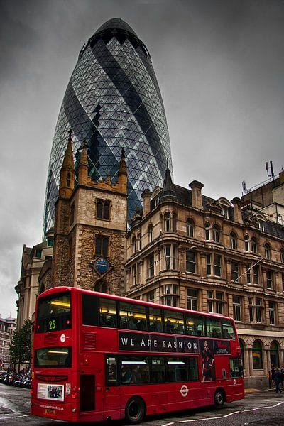 Londen oud en nieuw van Bert Meijer