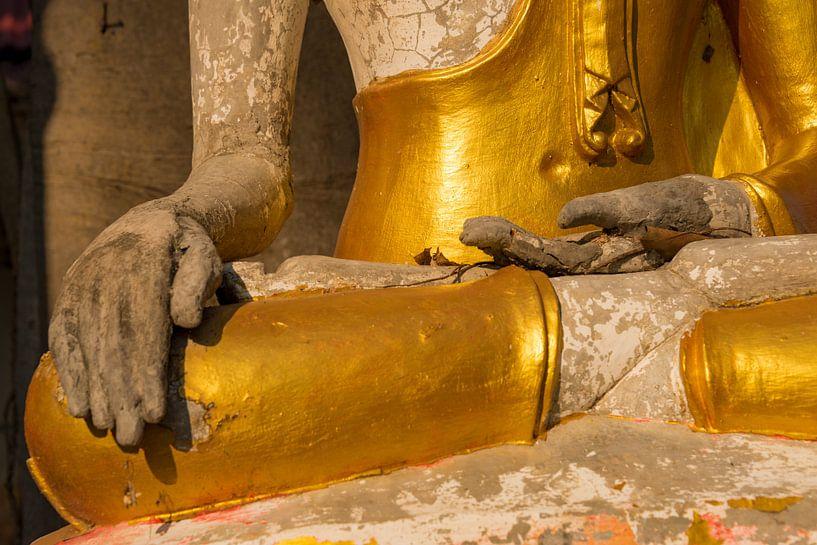Buddha / Boeddha van Coby Vriens