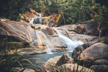 Wasserfall von Duane Wemmers