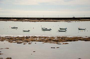 Boote im Wasser von