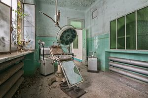 Lost Place - das Behandlungszimmer
