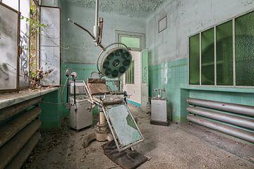 Lost Place - das Behandlungszimmer von Linda Lu