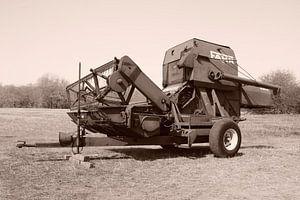 Deutz-Fahr Mähdrescher M66TS von Ingo Rasch