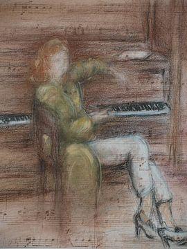 Klavierunterricht von Ineke de Rijk