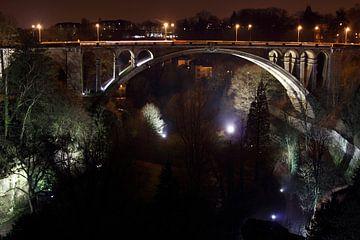 Pont Adolphe. van Anko Zwerver