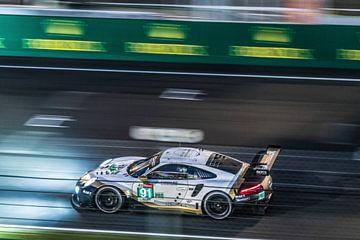 Porsche 911 RSR Le Mans von Bas Fransen