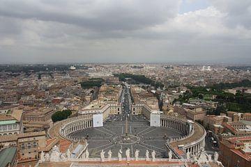 Eindeloos Rome van Onne Kierkels