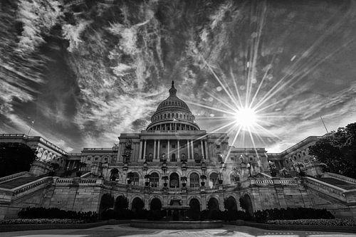 Washington D.C.het Capitool.