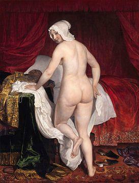 Die italienische Übernachtung, Jacob van Loo