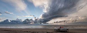 Storm op het strand 02