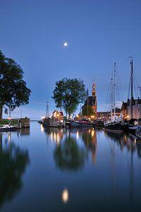 Haven Hoorn met hoofdtoren van John Leeninga