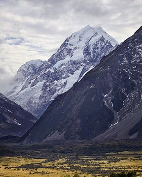 Hooker Valley & Mount Cook von Keith Wilson Photography