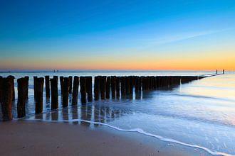 Entlang der Küste von Zeeland von gaps photography