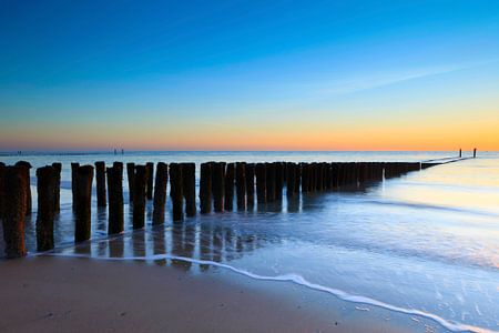 langs de Zeeuwse kust