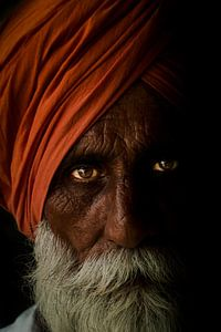 In den Augen des alten Mannes von Maarten Borsje