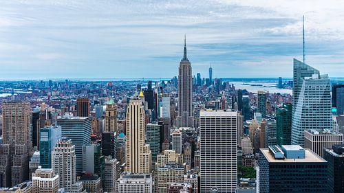 Empire State Building (New York) van Perry van Herpen