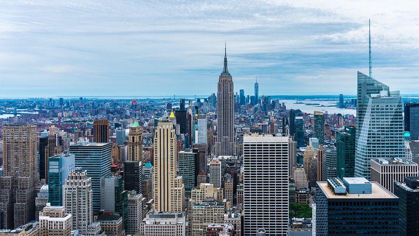 L'Empire State Building (New York) sur Perry van Herpen