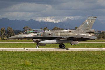 Hellenische Luftwaffe F-16 Kampffalke von Dirk Jan de Ridder