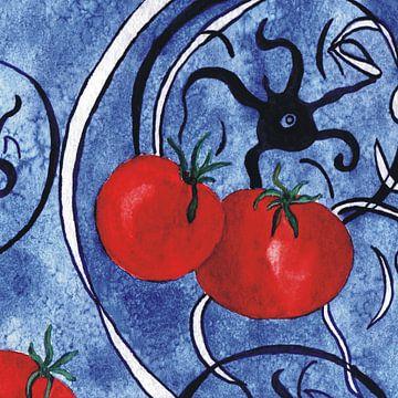 Tomaten van Thomas Suske