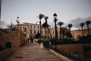 Modern Jeruzalem van Lauri Miriam van Bodegraven