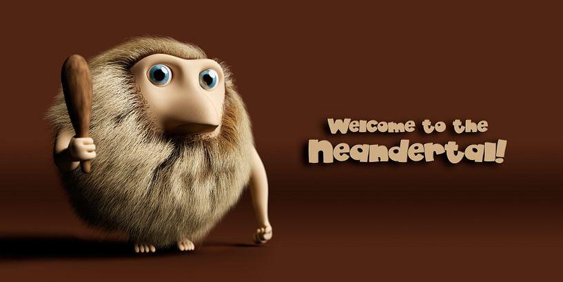 Welcome to the Neandertal! (Englisch) von Jörg Hausmann